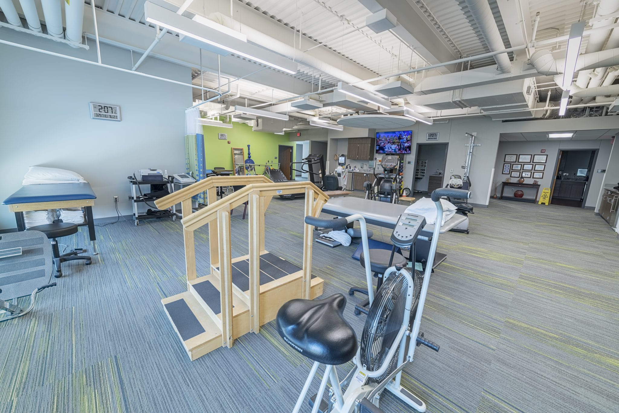 Renovation Photos and Video | Thayer County Health