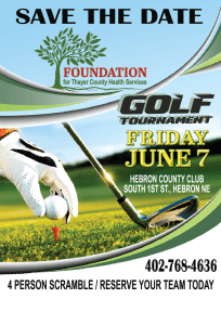 Foundation for TCHS Golf Tournament @ Hebron Country Club