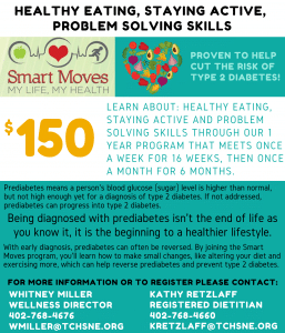 Smart Moves @ Thayer County Health Services