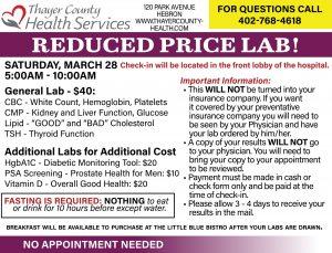 Reduced Price Lab