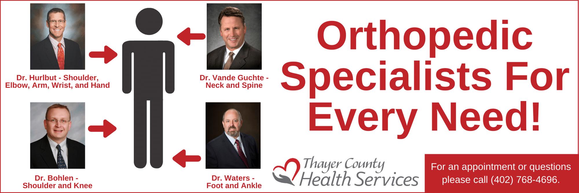 Orthopedic Specialists